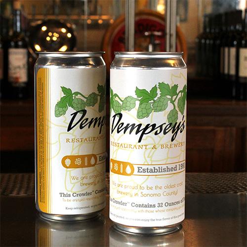 Dempseys-Corwler-Label