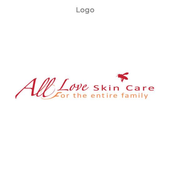 All Love Logo