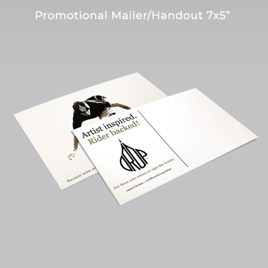 Drop Post Card