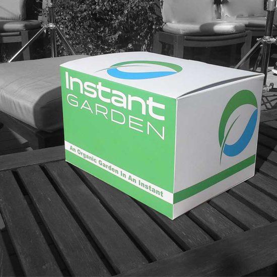 Instant Garden Box