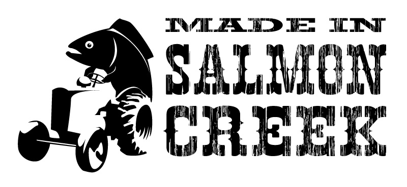 Made in Salmon Creek Branding