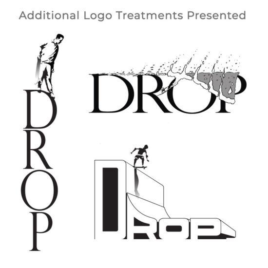 Drop - Logo Alternatives