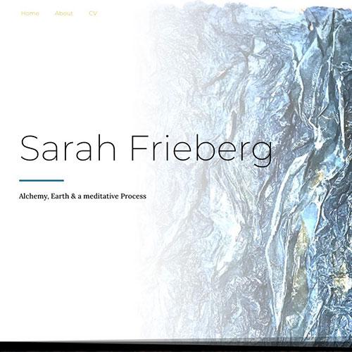 Sarah Frieberg FIne Art