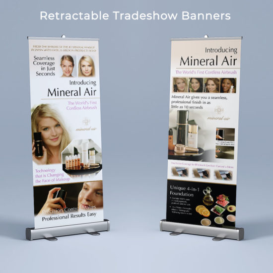 Mineral Air Banners