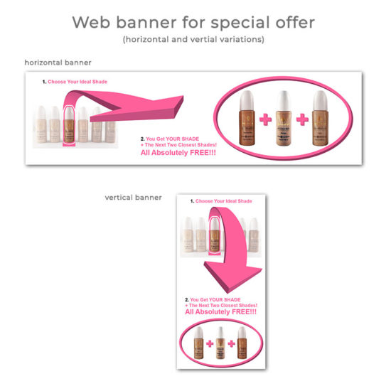 Mineral Air Web Banners
