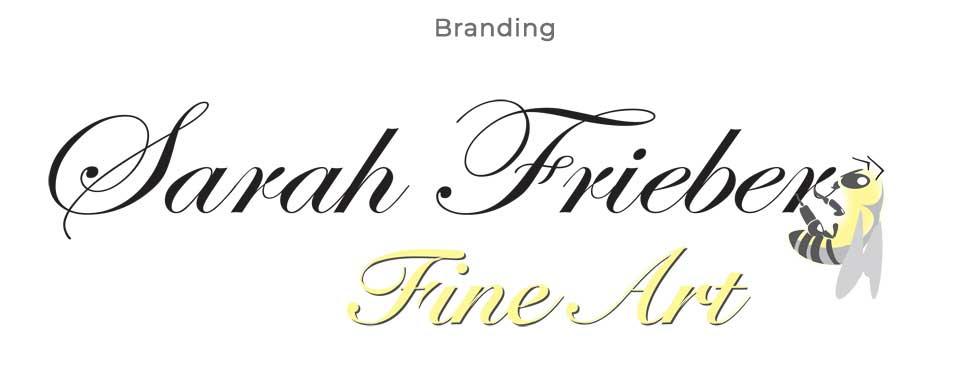 Sarah Frieberg Fine Art Logo